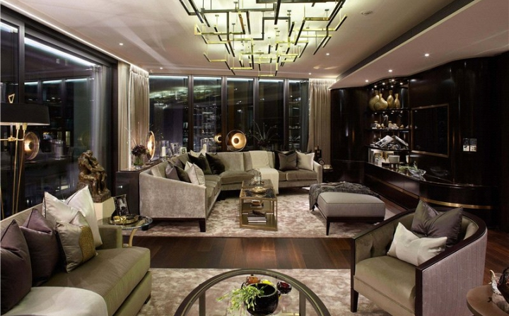 Luxury Apartment One Hyde Park London Address