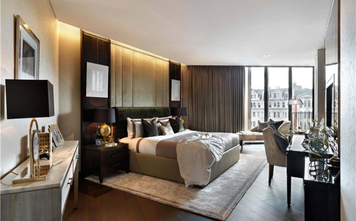 Apartment One Hyde Park London Address